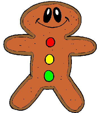 Gingerbread Man - the Christmas tradition of gingerbread men