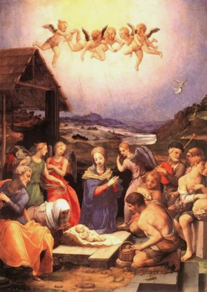 Adoration of the Shepherds